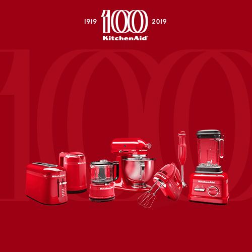 Kitchen-Aid bestaat 100 jaar!